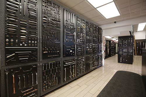 Long Island's largest fine hardware & plumbing showroom