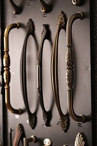 Long Island's Largest Showrooms of Decorative Hardware