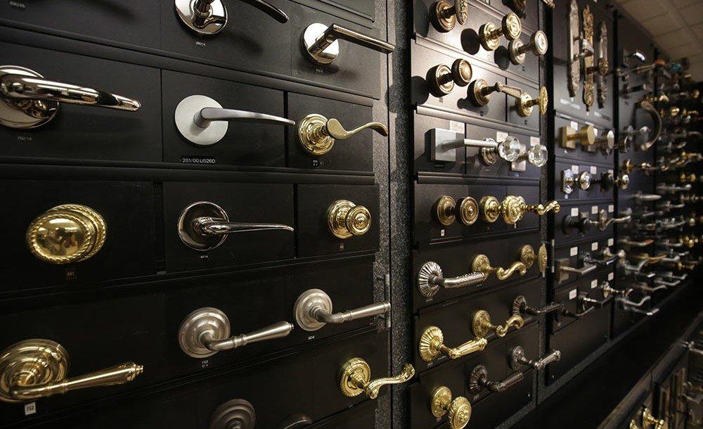 Long Island's Largest Decorative Hardware Showroom