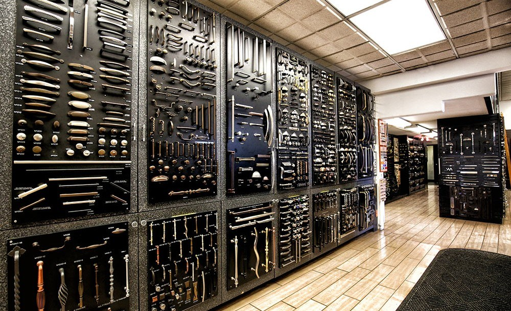 Long Island's Largest Decorative Hardware Showroom